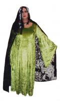 <h2>Green cobweb witch</h2><p>Green cobwebs<br>£18 to hire (Fri-Mon) plus £20 deposit payable on debit/credit card (refunded on return of costume)<br></p>