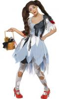 <h2>Deadly Dorothy</h2><p>Deadly Dorothy<br>£25 to hire (Fri-Mon) plus £20 deposit payable on debit/credit card (refunded on return of costume)<br></p>