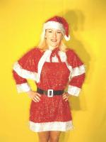 Tinsel style Miss Christmas, now only £9.99